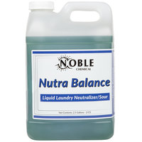 Noble Chemical 2.5 Gallon Nutra Balance Liquid Laundry Neutralizer / Sour - 2 / Case