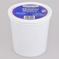 Bulk Chunky Peanut Butter - (6) 5 lb. Tubs / Case