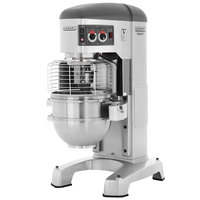 Hobart Legacy HL800-1STD 80 Qt. Commercial Planetary Floor Mixer with Standard Accessories - 200-240V, 3 Phase, 3 hp