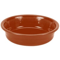 Homer Laughlin 455334 Fiesta Paprika 2 Qt. Serving Bowl - 4/Case