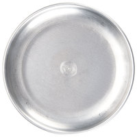 American Metalcraft CTP12 12 inch Standard Weight Aluminum Coupe Pizza Pan