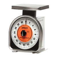 Rubbermaid Pelouze Y32R 32 oz. Mechanical Portion Control Scale (FGY32R)