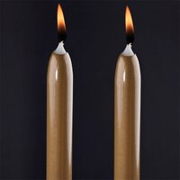 Will & Baumer 12 inch Gold Chace Candle 2 / Pack