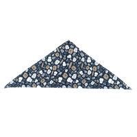 36 inch x 15 inch Utensils Patterned Neckerchief / Bandana