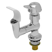 T&S B-2360-01-PA Bubbler with Pivot Action Handle and Rubber Mouth Guard