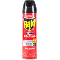 Diversey Raid 17.5 oz. Aerosol Ant and Roach Killer - 12/Case