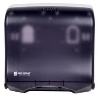 San Jamar T1755TBK Ultrafold Fusion C-Fold / Multi-Fold Towel Dispenser - Black Pearl