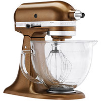 KitchenAid KSM155GBQC Antique Copper Premium Metallic Series 5 Qt. Countertop Mixer