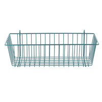 Metro H210K3 Metroseal 3 Storage Basket for Wire Shelving 17 3/8 inch x 7 1/2 inch x 5 inch