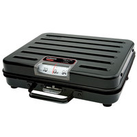 Rubbermaid Pelouze P100S 100 lb.  Mechanical Receiving Scale - Briefcase (FGP100S)