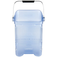 Rubbermaid 9F53 5.5 Gallon Ice Tote (FG9F5300TBLUE)