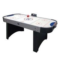 6' Air Hockey Table with Goal Flex