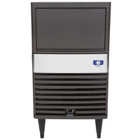 Manitowoc QM-30A 19 3/4 inch Air Cooled Undercounter Full Size Cube Ice Machine with 30 lb. Bin - 60 lb.