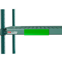 Metro CSM6-GQ Green Shelf Markers
