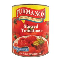 Furmano's Stewed Tomatoes #10 Can