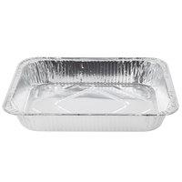 Choice 1/2 Size Foil Steam Table Pan Medium Depth   - 100/Case