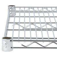 Regency 21 inch x 60 inch NSF Chrome Wire Shelf