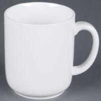 Cardinal Arcoroc G3752 Daring Porcelain 10 oz. Mug - 24/Case