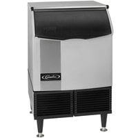 Cornelius CCU0150AF1 Nordic Series 24 inch Air Cooled Undercounter Full Size Cube Ice Machine - 175 lb.