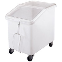 Cambro IBS37 37 Gallon Slant Top Ingredient Bin
