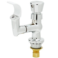 T&S B-2360-01-AR Bubbler with Push Button Handle, Rubber Mouth Guard, and Anti-Rotation Pins