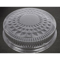 16 7/16 inch Plastic Cut Crystal Dome 50/Case