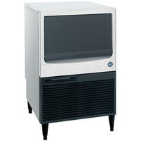 Hoshizaki KM-151BWH 23 3/4 inch Water Cooled Undercounter Crescent Cube Ice Machine - 146 lb.