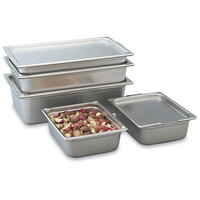 Vollrath 30265 Super Pan 6 inch Deep Half Size Transport Pan