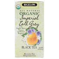 Bigelow Organic Imperial Earl Grey Tea - 20 / Box