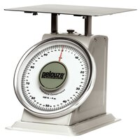 Rubbermaid Pelouze 10100 100 lb. Mechanical Receiving Scale (FG10100)