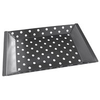 Crown Verity CTP 12 1/2 inch x 20 inch Perforated Charcoal Tray