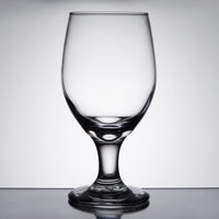 Libbey 3010 Perception 14 oz. Banquet Goblet - 24/Case