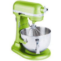 KitchenAid KP26M1XGA Green Apple Professional 600 Series 6 Qt. Countertop Mixer