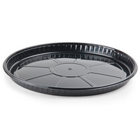 Genpak 55C12 Bake 'N Show Dual Ovenable 12 3/4 inch x 1 inch Round Pizza / Cake / Cookie Pan - 100 / Case