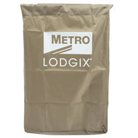 Metro LXHK3-NB Vinyl Coated Nylon Laundry Bag for Lodgix Standard Height Housekeeping Carts