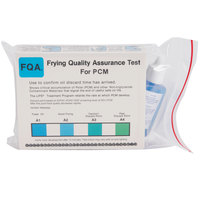MirOil FQA 48PCM Frying Oil Test Strips for Polar Contaminant Material - 48/Box