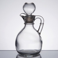 Libbey 75305 6 oz. Cruet with Stopper 12/Case