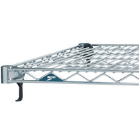 Metro A1872NS Super Adjustable Stainless Steel Wire Shelf - 18 inch x 72 inch