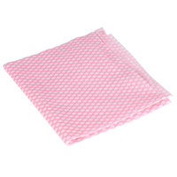 Royal Paper RP11550 13 1/2 inch x 24 inch Pink Light-Duty Foodservice Wiper - 200 / Case