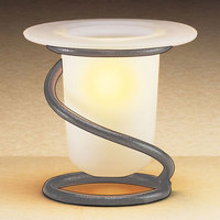 Sterno Products 85396 Frost Salvador Cylinder Globe