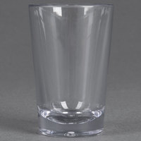 Carlisle 560207 Alibi 2 oz. SAN Plastic Shot Glass - 24/Case