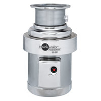 Insinkerator SS-200-32 Short Body Commercial Garbage Disposer - 2 hp, 3 Phase