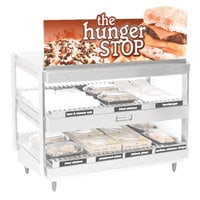 Nemco 68773-36 Sign Kit for 6480 Series 36 inch Dual Shelf Merchandisers
