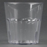Cambro NT9152 Clear Newport Customizable Plastic Tumbler 9.3 oz. - 36/Case