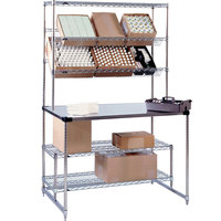 Metro SWHPS2448 Amenity Pick Station - 24 inch x 48 inch