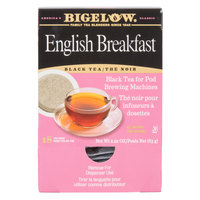 Bigelow English Breakfast Tea Pods - 18 / Box