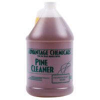 1 Gallon Advantage Chemicals Pine Cleaner 4/Case