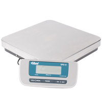 Edlund EPZ-5 5000 g. Stainless Steel Metric Digital Pizza Scale