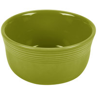 Homer Laughlin 723332 Fiesta Lemongrass 24 oz. Gusto Bowl - 6/Case