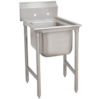 Advance Tabco 93-81-20 Regaline One Compartment Stainless Steel Sink - 29 inch